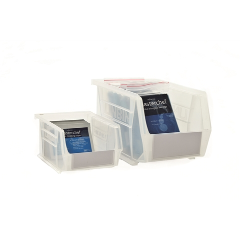 Clearview Antibacterial Linbins