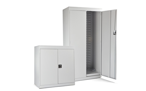 Full Height Metal Cabinets