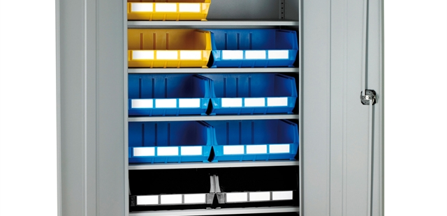 Full Height Cabinet & Linbins